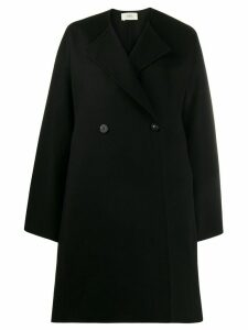 Ports 1961 double-breasted coat - Black