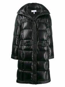 Escada Sport hooded padded coat - Black