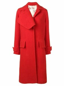 Victoria Beckham flared coat