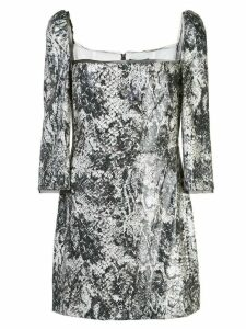 Rachel Zoe Chiara short dress - Grey