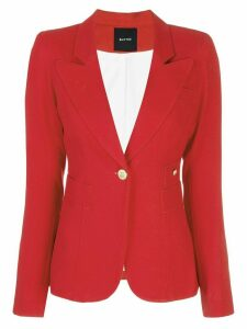 Smythe single-breasted blazer - Red