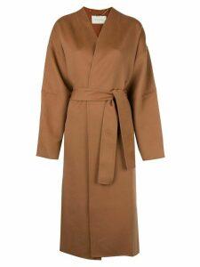 Zimmermann tie waist coat - Brown