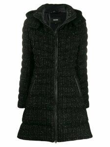 Mackage Larat W hooded coat - Black