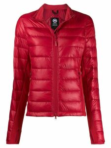 Canada Goose padded short jacket - Red