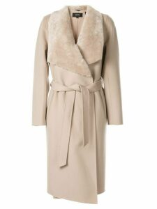 Mackage Sybil double-face coat - Brown