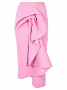 Acler Crawford skirt - Pink