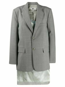 Mm6 Maison Margiela multi-wear blazer - Grey