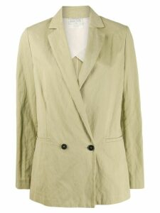 Forte Forte double breasted blazer - Green