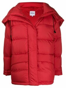Aspesi padded coat - Red