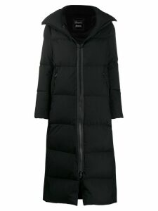 Herno long padded coat - Black