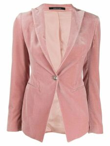 Tagliatore single-breasted blazer - Pink