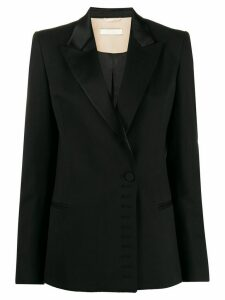 Ssheena fitted tailored blazer - Black