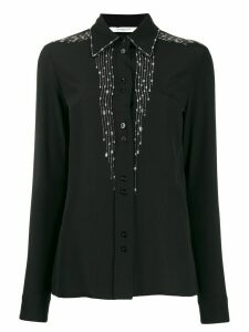 Givenchy crystal-embellished shirt - Black