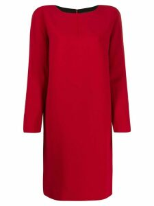 Gianluca Capannolo midi shift dress - Red