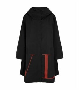 Lightweight Logo Coat