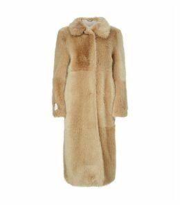 Faux Fur Blinman Coat