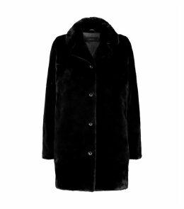 Dorene Faux Fur Coat