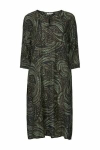 Womens Masai Sea Green Nona Dress -  Green