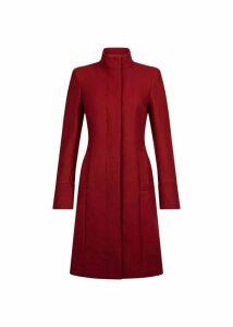 Athena Coat Berry 18