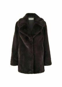 Bethany Coat Charcoal L