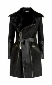 Mila Sheepskin Coat
