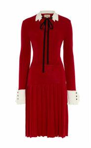 Elsie Pleated Dress
