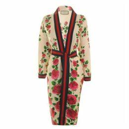 Gucci Rose Kimono