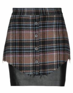 GAëLLE Paris SKIRTS Mini skirts Women on YOOX.COM