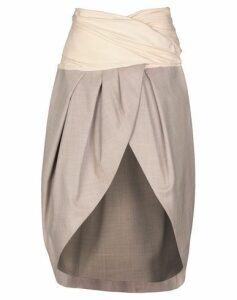 JACQUEMUS SKIRTS 3/4 length skirts Women on YOOX.COM