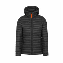 Francine Mat Padded Jacket with Hood