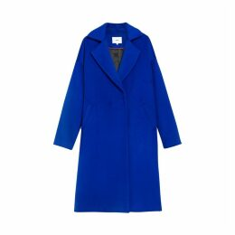 EDMA Long Coat in Wool