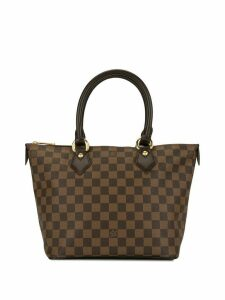 Louis Vuitton Pre-Owned Saleya PM tote - Brown
