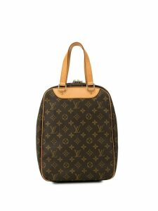 Louis Vuitton Pre-Owned 1996s Excursion tote - Brown