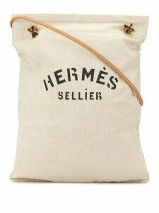 Hermès Pre-Owned Aline GM shoulder bag - Neutrals