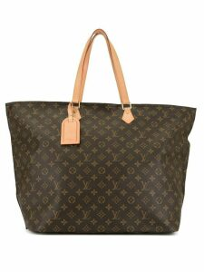 Louis Vuitton Pre-Owned All In GM tote - Brown