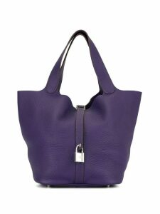 Hermès Pre-Owned Picotin Lock GM tote - Purple