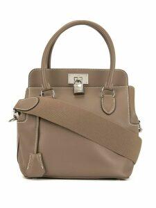 Hermès Pre-Owned Toolbox 20 2way bag - Brown