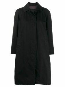 A.N.G.E.L.O. Vintage Cult 1970s Aquascutum coat - Black