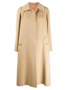 A.N.G.E.L.O. Vintage Cult 1970s Aquascutum coat - Brown