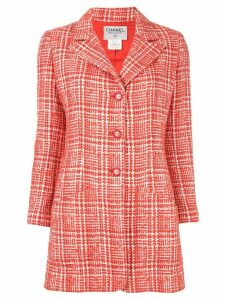 Chanel Pre-Owned 1997's Long sleeve jacket - Red