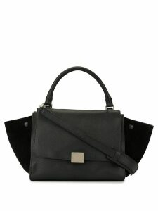 Céline Pre-Owned Trapeze 2way bag - Black