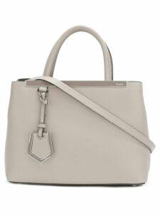 Fendi Petite 2Jours bag - Brown