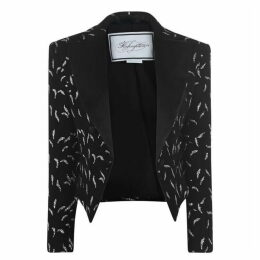 Redemption Spencer Cropped Blazer