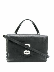 Zanellato postman lock tote bag - Black