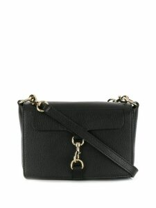 Rebecca Minkoff Mab Flap cross body bag - Black