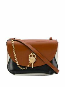 JW Anderson Keyts shoulder bag - Brown
