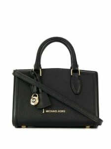 Michael Michael Kors Zoe top-handle tote - Black