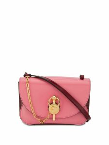 JW Anderson hanging chain cross body bag - Pink