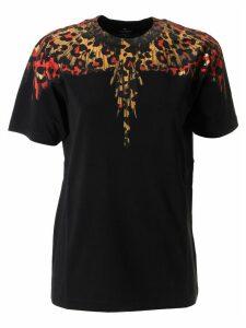 Marcelo Burlon Leopard Wings T-shirt