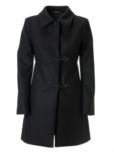 Fay Toggle Lock Classic Collar Coat